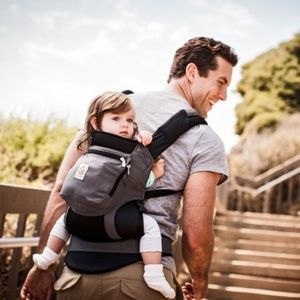 Ergobaby Performance Collection Charcoal Carrier
